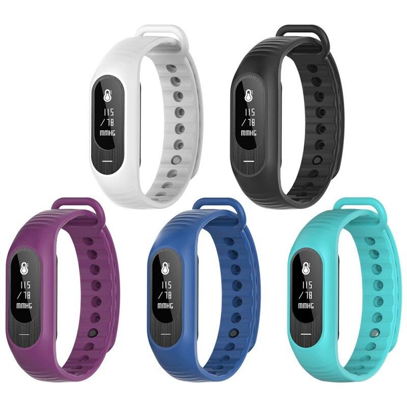 Smart Waterproof Bracelet Smartband Blood Pressure Heart Rate Bluetooth Smart Band Sleep Monitor Call Message Reminder
