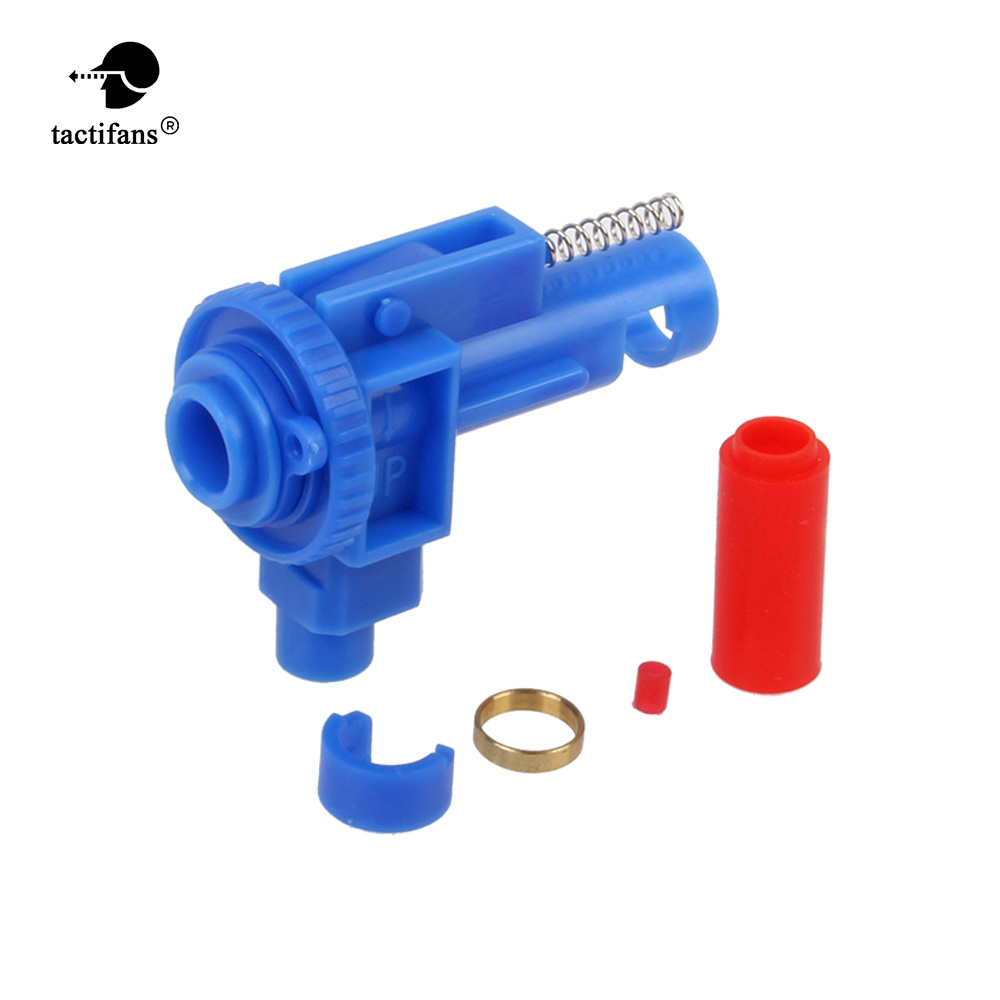 Tactifans Plastic Hop Up Chamber M4 M16 Series Airsoft AEG Rifle For Marui Dboys JG And Airsoft M4 Ver.2 AEG Series Paintball