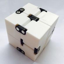 Бесконечный куб, магический куб для аутичных детей, игра-головоломка, куб, игрушка для детей, творческие подарки, антистрессовая игрушка на палец K2706