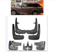 MUD FLAP FLAPS FIT FOR RANGE ROVER SPORT L319 2005 2013 SPLASH GUARDS FENDER CAR ACCESSORIES 2012 2010 2011