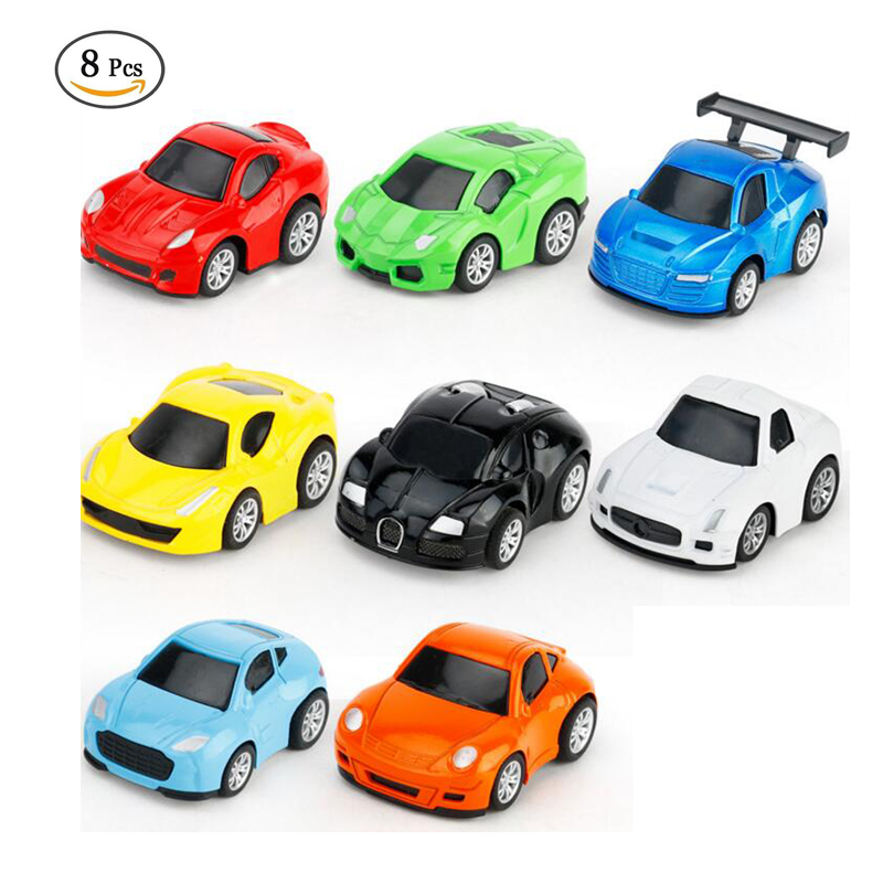 Metal Toys Alloy Model Cars Vehicle Collection For Children Christmas Gifts Boys