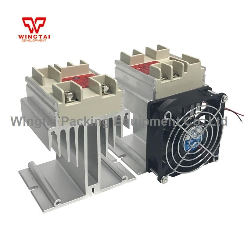 ACR 80LA Fotek solid state Single Phase AC Thyristor Power Regulator For mechanical equipment