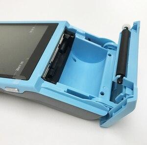 Image 5 - Портативный POS компьютер GOOJPRT, Android 6,0, PDA, терминал с сенсорным экраном 5,5 дюйма, 3G, Wi Fi, Bluetooth, NFC, опции, PDA, термальные принтеры