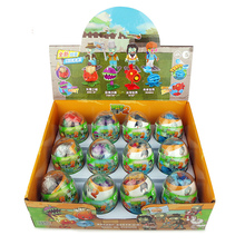 2019 New plants vs zombies struck game Building Blocks set Compatible legoingly gift action Toys for children