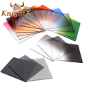 KnightX Graduated Color Square Filter ND Neutral for Cokin P series For nikon canon d3200 d5200 d3300 d5100 1200d 52MM 77MM