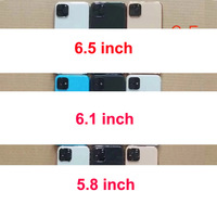 2019 New Dummy for iPhone 11 Non Working 1:1 Size Display Dummy 5.8 inch 6.1 inch 6.5 inch Model Phone Show Model