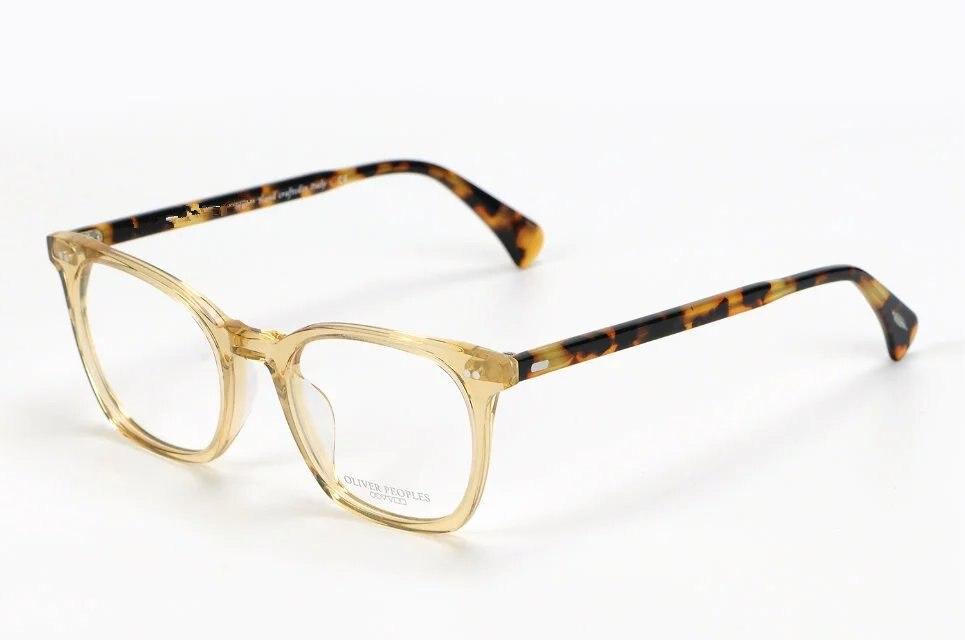 3535b4585df New fashion Vintage square 5297 L.A.optical myopia eyeglasses frames men  and women eyewear frame oculos de grau