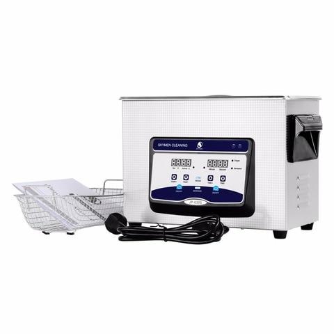 SKYMEN Digital Ultrasonic Cleaner Bath 4L 4.5L 180W 110/220V Ultrasonic cleaner portable printhead cleaner machine Islamabad