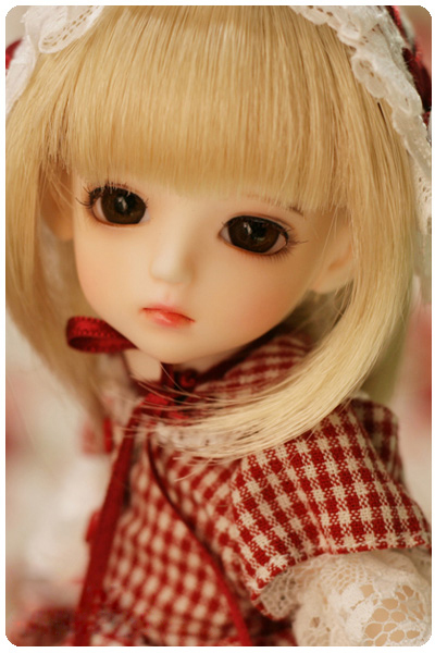 luodoll Ai Uri bjd / sd doll gaby sunny hani luts doll yosd1/6bb (include makeup and eyes) luodoll bjd doll sd doll 6 points female baby ramcube ravi yosd 1 6 joint doll doll include makeup and eyes