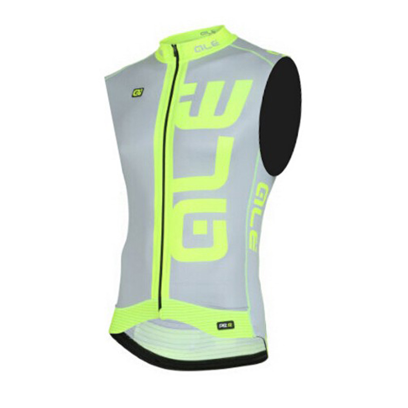ALE new summer sleeveless shirt 100% breathable bike