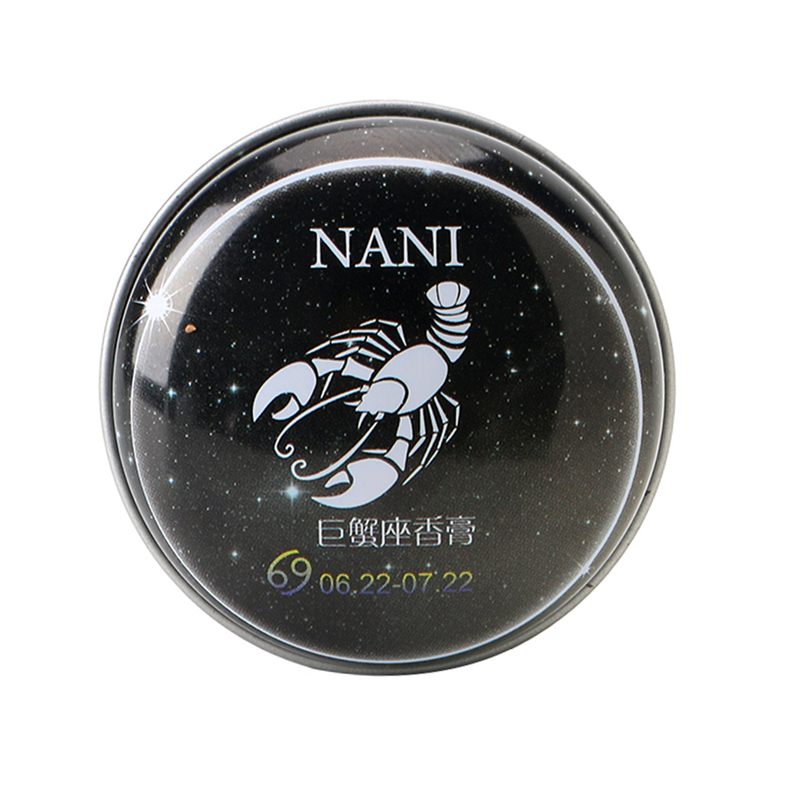 1Pc Cancer Constellation Perfumes Magic Solid Perfume font b Deodorant b font font b Fragrance b