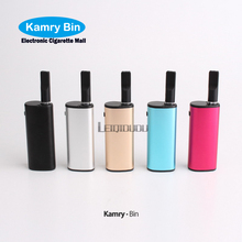 Kamry BIN Mini Vape Pen for CBD THC E-Cigarette Starter Kit 650mAh 1.0ml Electronic Hookah Portable NO Leaking Huge Vapor