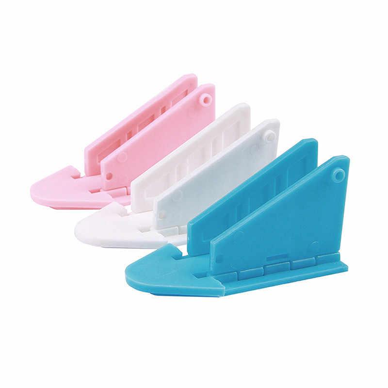 3 piezas cerraduras de seguridad de los niños del bebé de Seguridad Protección guardia puerta corredera Ventana de limitador de bloqueador de seguridad cerradura pestillo stoper