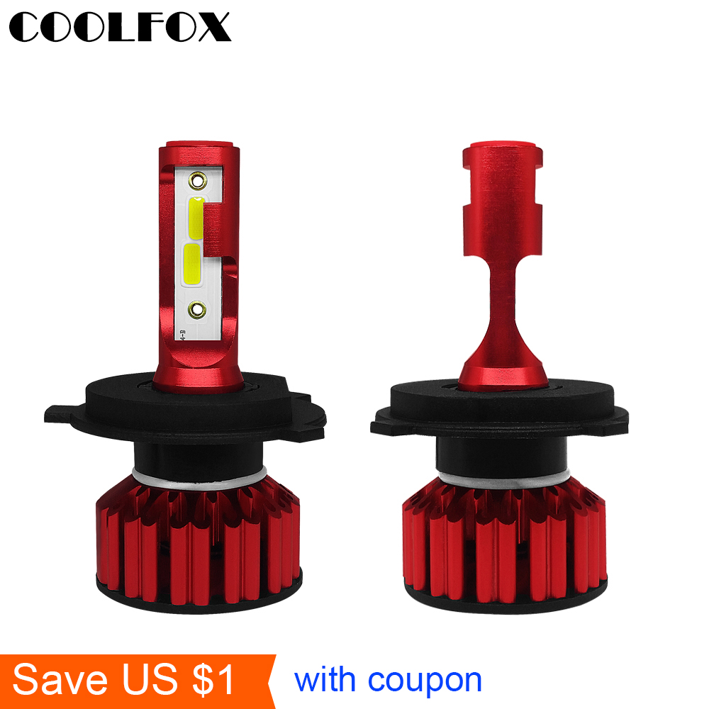 New Car Lights Lampada H7 9005 9006 HB4 H11 Led Headlight Luces Para Auto Led H4 Bulbs for Cars Head Lamp 10000LM 100W 6000K 12V