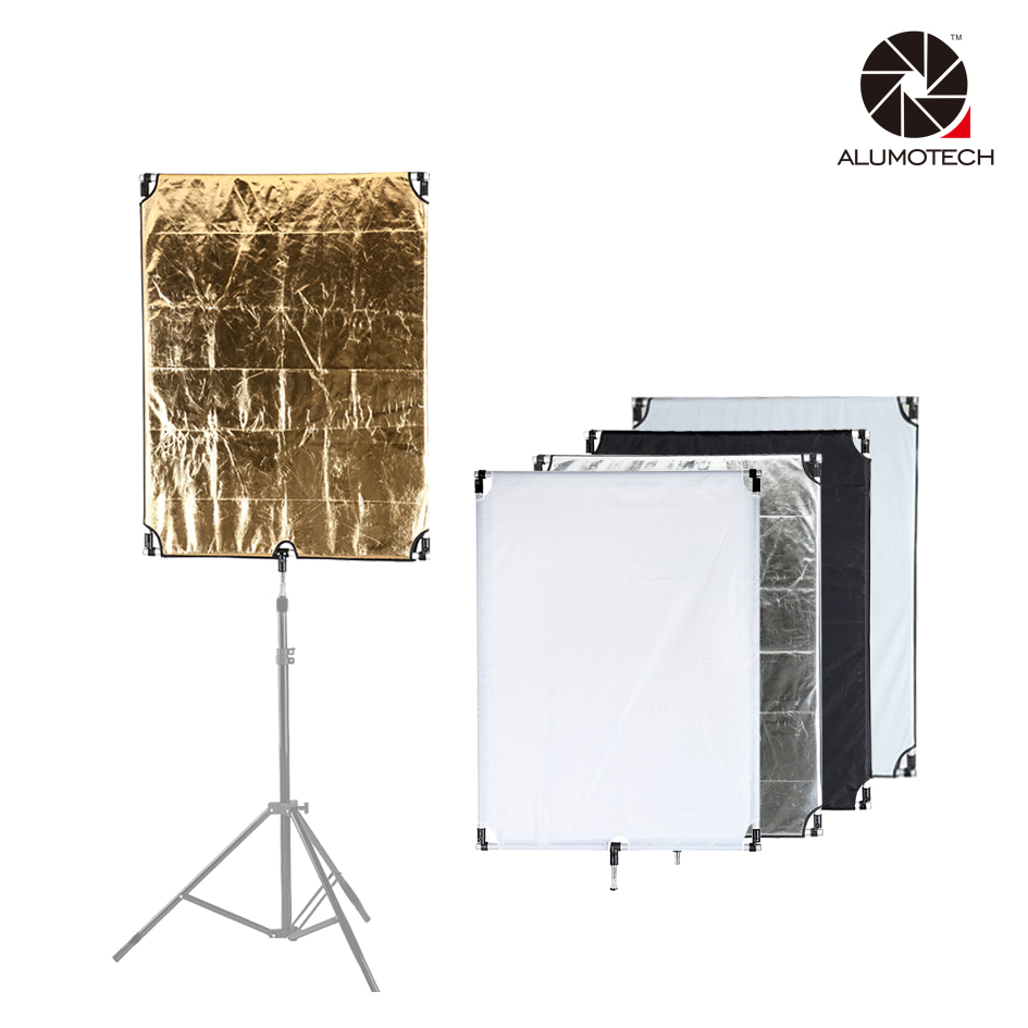 35 X45 5 in1 Collapsible Multi Disc Light Reflector Diffuser Photography Studio