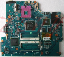 купить for SONY Vaio VGN-NS MBX-195 laptop motherboard PM45 ddr2 A1665245A Free Shipping 100% test ok дешево