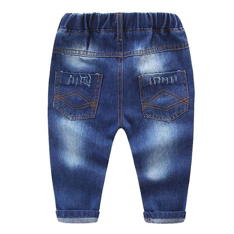 2017-Spring-Autumn-Baby-Boys-Girls-Jeans-Kids-Broken-Denim-Pants-Toddler-Girls-Pants-Children-DarkLight-Blue-Clothes-for-2-7T-3