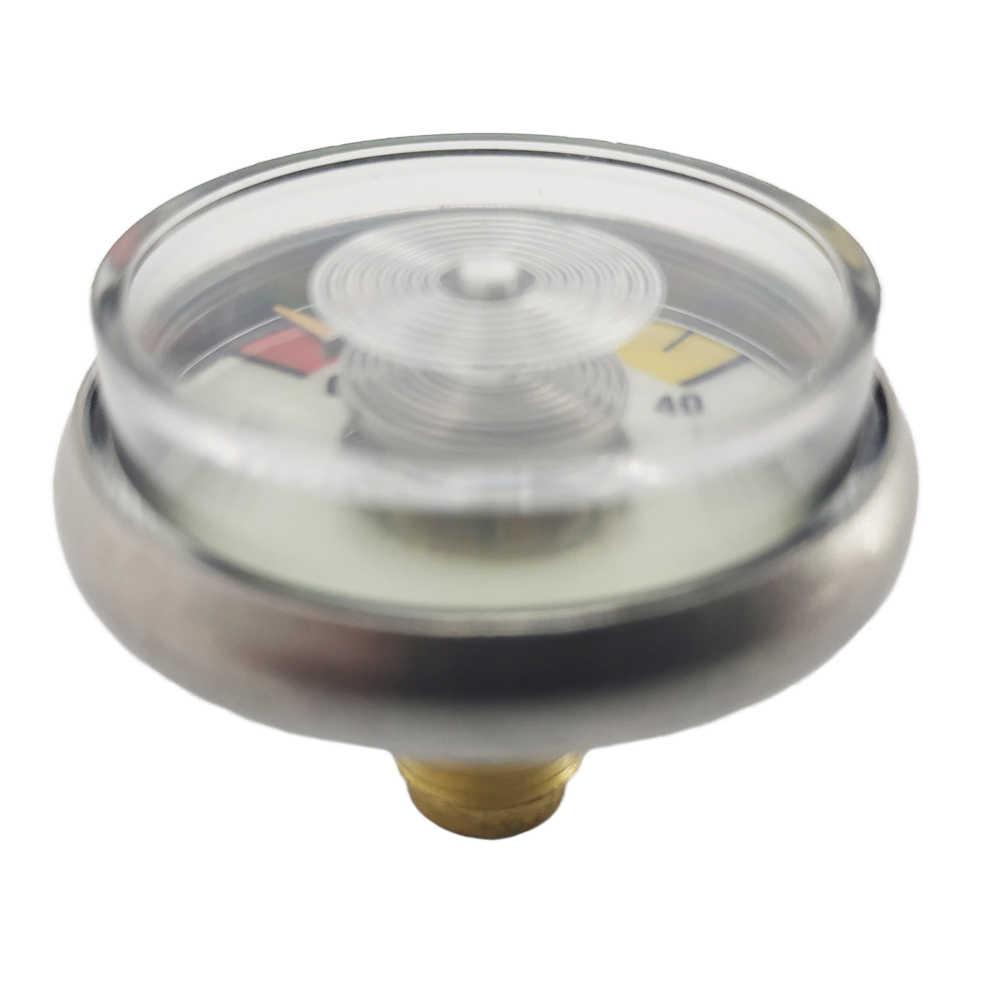 Acecare AKH-H1 PCP aire comprimido tanque de paintball válvula roja equipo de caza sin válvula 1 piezas