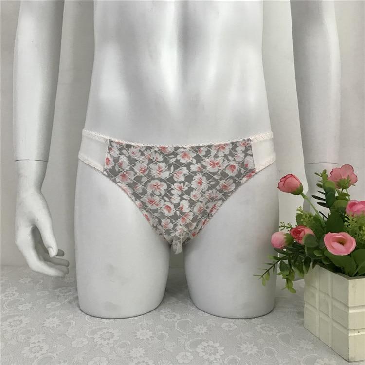 Image 2 - 2018 New Style Summer Men Sexy Smooth Soft Underwear Mens Thin Underpants Bikini Briefs Underwear Nylon mens briefsBriefs   -