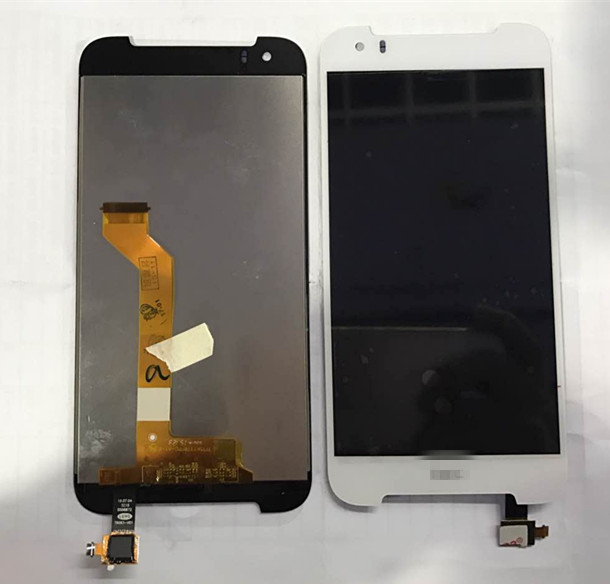 Tested LCD screen display+ touch panel digitizer For HTC Desire 830 D830 d830u white or black color Free shipping