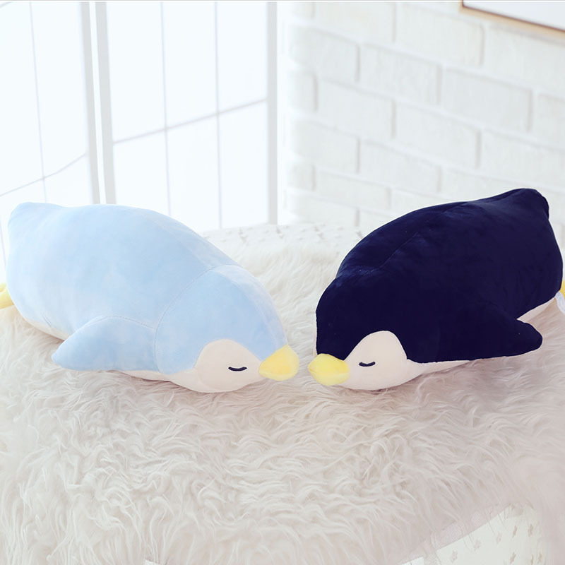 цены Children's Plush toy 35cm Soft pillow stuffed cute Tummy Penguin doll Boy/girls' cushion Christmas Birthday gift wedding present