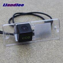 Liandlee обратный резервный Парковка CCD Камера для Mitsubishi Pajero супер Exceed/HD Ночное Видение заднего вида Камера