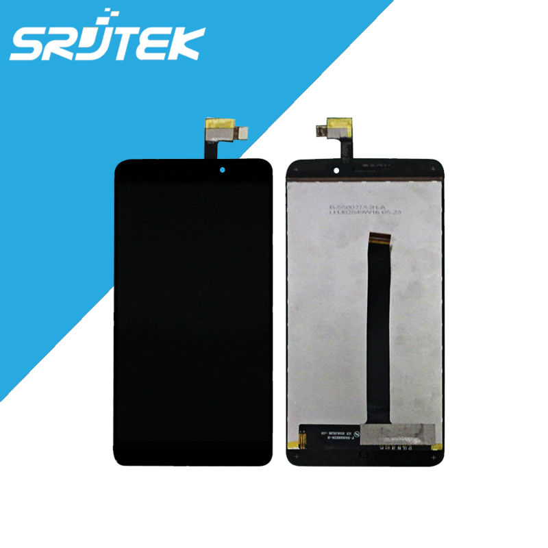 ФОТО Black For UMI Super New 1920x1080 LCD Display + Touch Screen Digitizer Full Assembly 5.5'' For UMI Super Free Shipping
