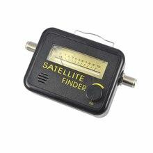 Localizador de satélite encontrar alinhamento medidor de sinal fta directtv receptor de satélite para sat dish tv lnb direcdigital tv