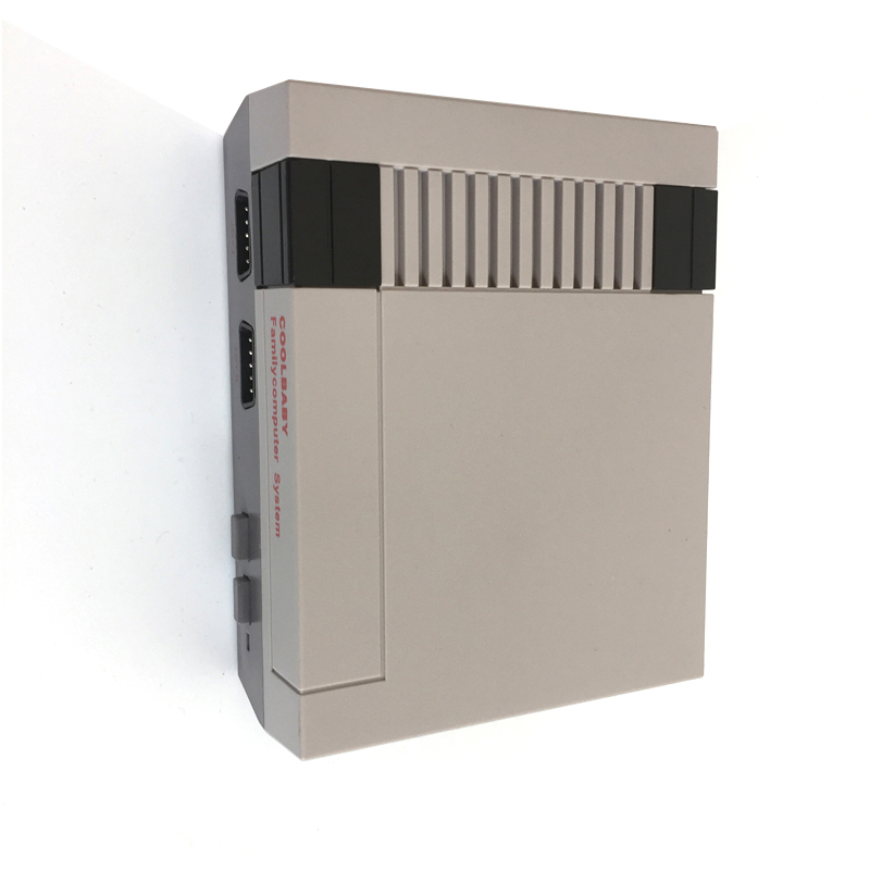 38 RS-38 Coolbaby מיני Tv קונסולת משחקים תמיכה באב 8 Bit רטרו משחק וידאו קונסולת מובנה 600 משחקי כף יד נגן Gaming (קשר Plu (2)