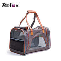 Small Cats Carrier Bag Carrying Bags For Dogs Backpack Pet Carriers Outdoor Travel Dog Bags