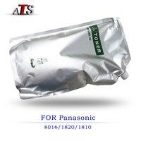 1000g Pó De Toner Para Panasonic DP 8016 1810 FQ8016 DP 1520 1820 1515 1810 1510 2010 8016 8020 copiadora peças de reposição de Fotocópia