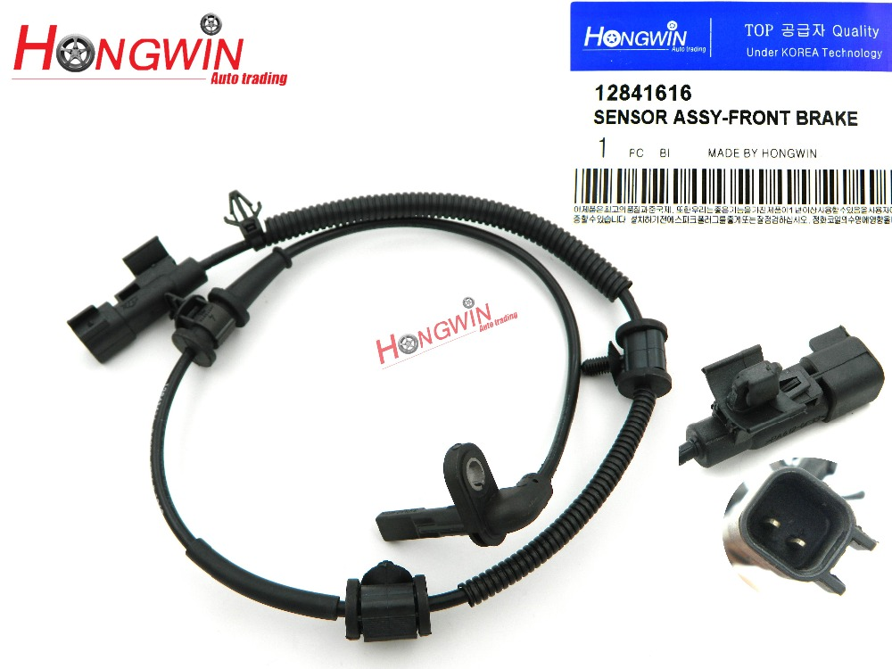 цена на ABS Wheel Speed Sensor Fits Opel Insignia Vauxhall Saab 9-5 Buick Regal Lacrosse 12841616 1235053 1235326 12848538 22821303