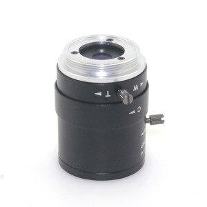 """Image 5 - 2MP HD 2.8 12mm cctv lens CS Mount Manual Focal IR 1/2.7"""" 1:1.4 for Security IP Camera"""