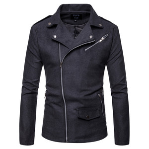 2019 Men's New Coat Men's Formal Diagona