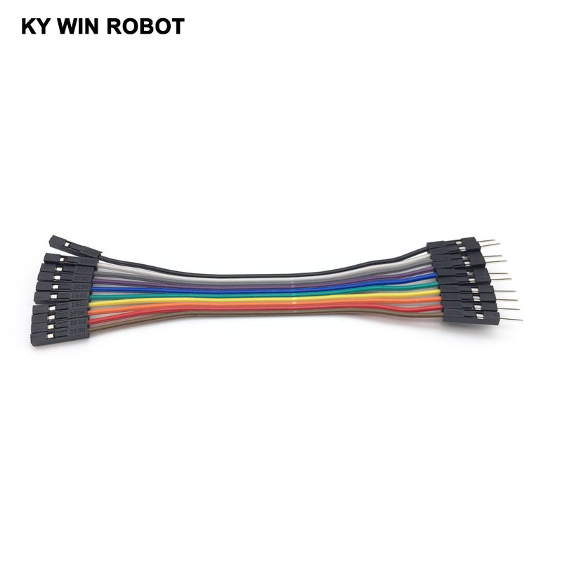 dupont-line-10pcs-10cm-254mm-1p-1p-pin-female-to-male-color-breadboard-cable-jump-wire-jumper-for-font-b-arduino-b-font