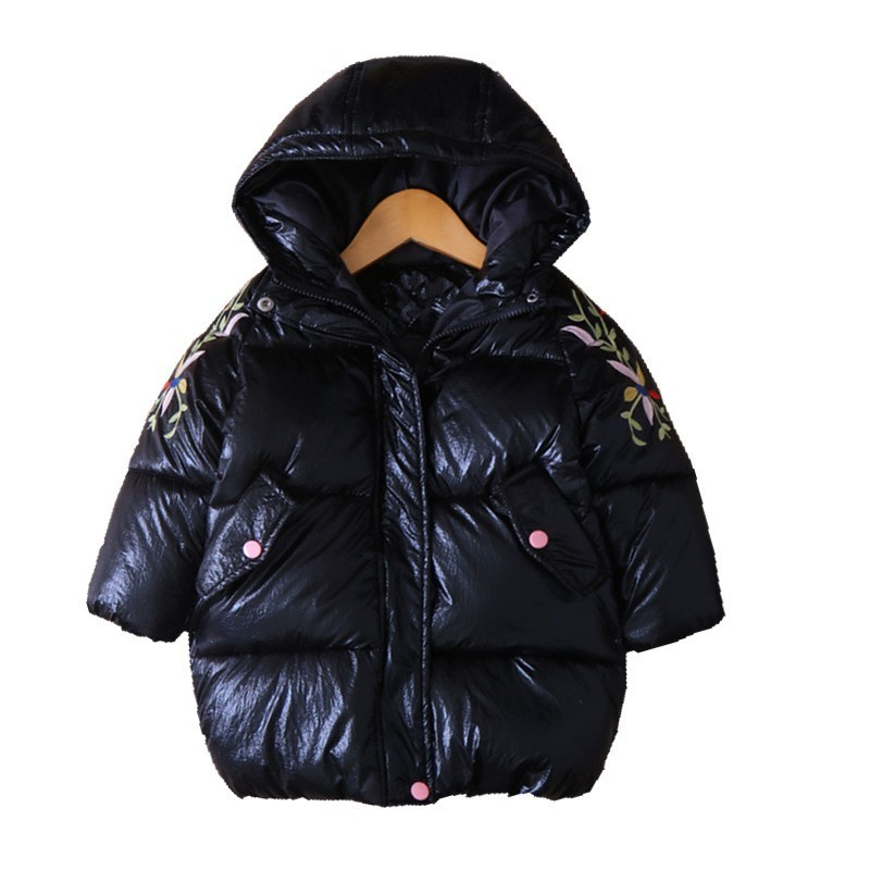 YP baby winter jackets for girls Coat kids Outerwear Girl Jacket Parkas children Clothes For Girls christmas new year costume