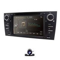 car radio DVD GPS navigation wince For BMW E90 E91 E92 E93(2006 2012) with Bluetooth BT 1080P Ipod Map 800*480 SWC AM/FM RDS MAP