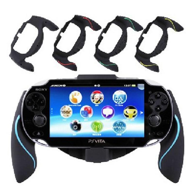 PSV1000 Controller Durable Bracket Handgrip Handle Grip Case for Playstation Vita 1000 PSVita PS Vita 1000 Cradle Joypad Stand