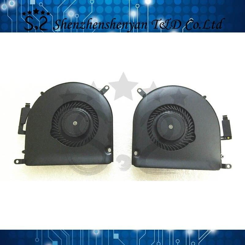 OLOEY A1398 Cooler Fan  For Macbook Pro Retina Left and Right 2013-2015 YearOLOEY A1398 Cooler Fan  For Macbook Pro Retina Left and Right 2013-2015 Year