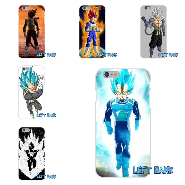 Dragon Ball Z Super Saiyan Vegeta Silicon Soft Phone Case For Sony Xperia
