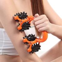 Nieuwe gezondheidszorg beauty relax manual body massager apparaat huid roller voor afslanken Arm terug massager anti cellulite afvallen