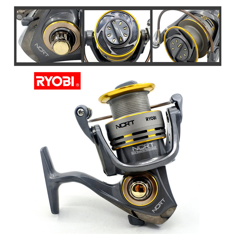 High Quality Aluminum Body Rotor Ultra Smooth Spinning Fishing Reel Pesca Saltwater Lure Wheel Carretilha Moulinet #2M09High Quality Aluminum Body Rotor Ultra Smooth Spinning Fishing Reel Pesca Saltwater Lure Wheel Carretilha Moulinet #2M09