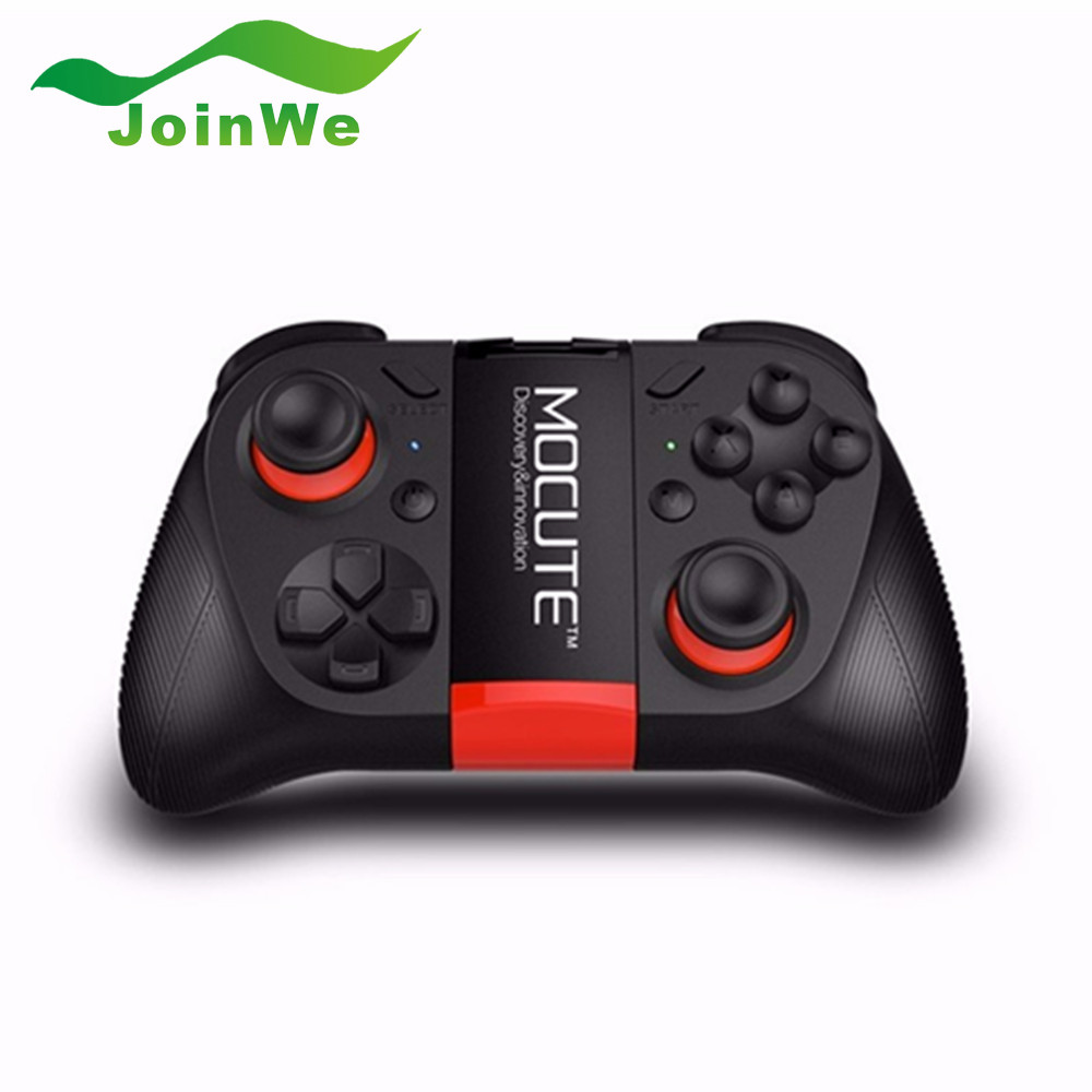 MOCUTE 050 Gamepad Wireless Bluetooth V3 0 Remote Control Shutter Gamepad Game Controller For Android TV