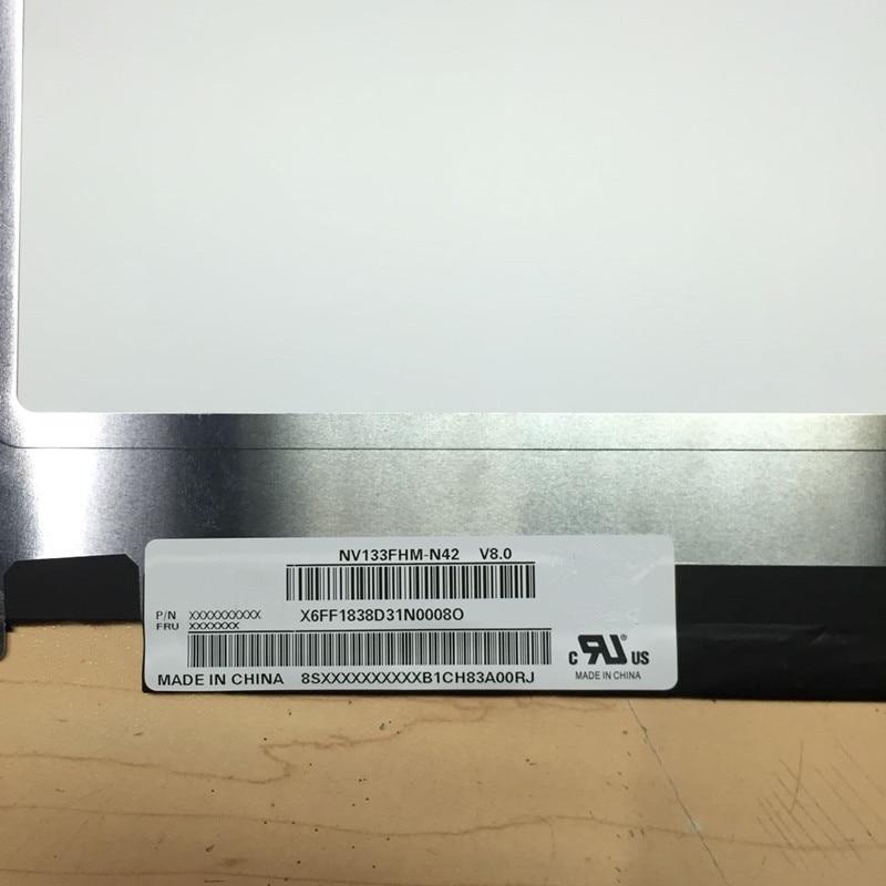 13 3 Laptop lcd led screen FHD 1920 1080 NV133FHM N42 LP133WF2 SPL1 SP L6 SP