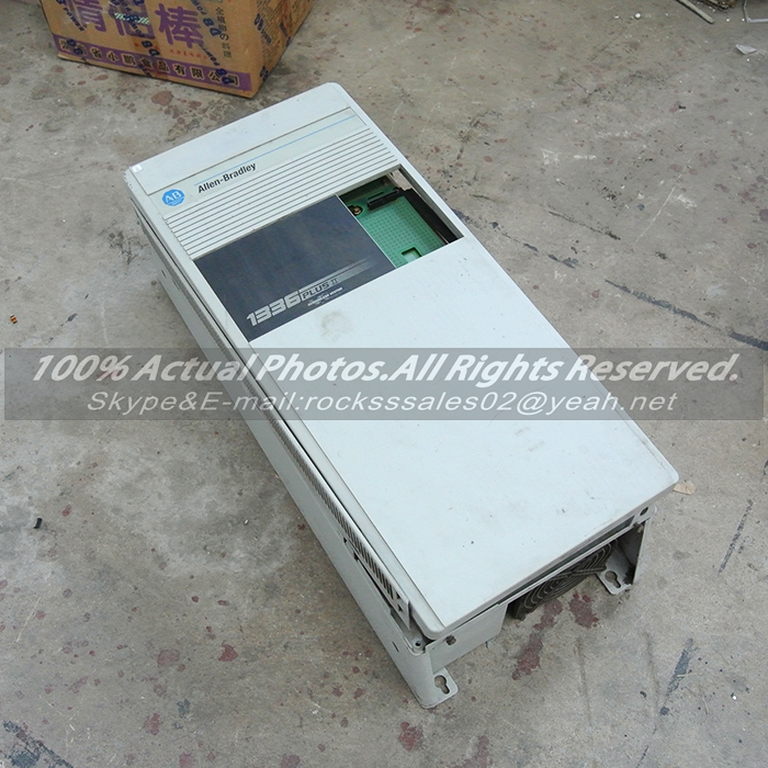 ALLEN BRADLEY 1336F-B040-AA-EN  Used In Good Condition With Free DHL / EMS used in good condition allen bradley panelview c400 2711c t4t ser a with free dhl ems