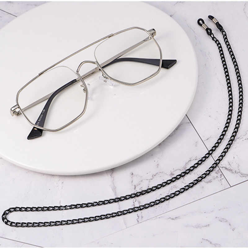 2019 New Glasses strap Eyeglass metal Chain Reading Glasses Cord Holder Neck Strap Rope Gift Fashion sunglasses accessories
