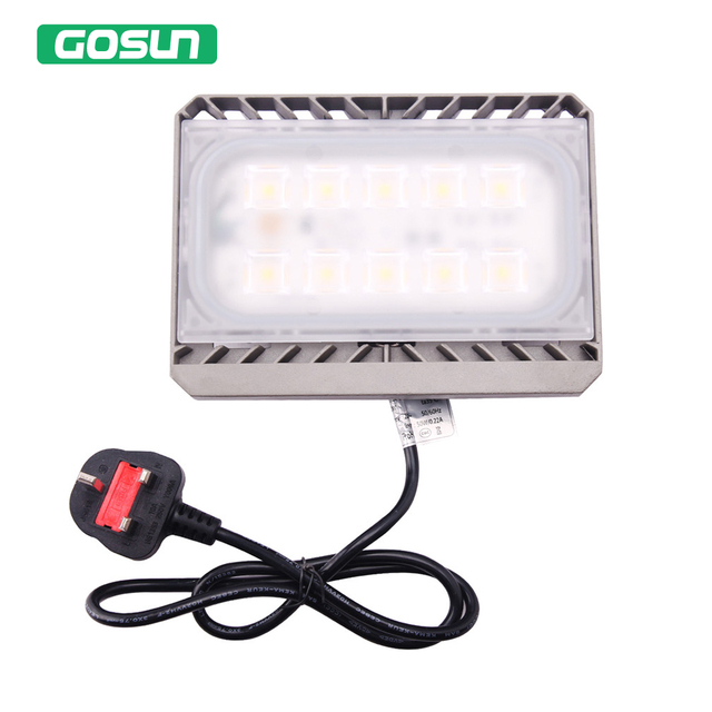 led refletor 50w cree led flood light waterproof ip65 110v 220v