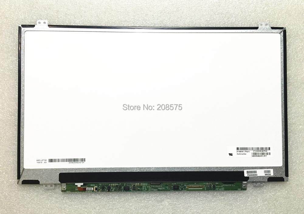 Free shipping LP140WH8 TPA1 TPD2 TPD3 LP140WH8 TPE1 TPA1 TPC1 TPC2 Laptop LCD Screen 1366*768 EDP 30 pins free shipping lp156whb tpd1 lp156whb tpa1 lp156whb tpc1 lp156whb tps1 ltn156at31 ltn156at37 laptop lcd screen edp 30pin 1366 768