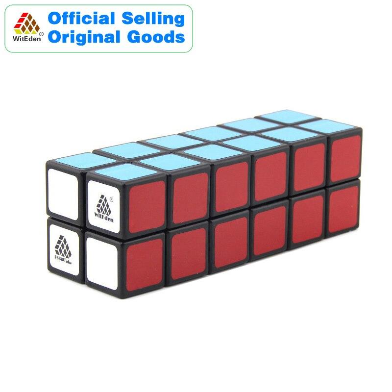 WitEden 2x2x6 Cuboid Cube Magique v2 1C 226 Cubo Magico Professionnel Vitesse Neo Cube Puzzle Kostka antistress Fidget Jouets Pour Garçon
