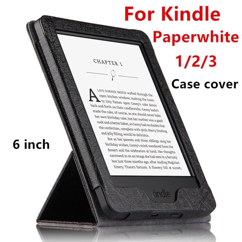 60497e42bc 🛒 BOZHUORUI Cover Case for 6 inch Amazon New Kindle Paperwhite 4 ...